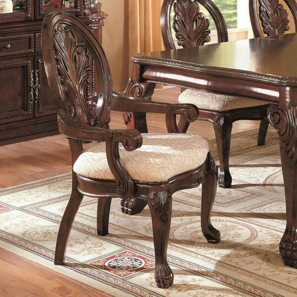 Roweena Wooden Dining Chair (Set of 2) by Astoria Grand