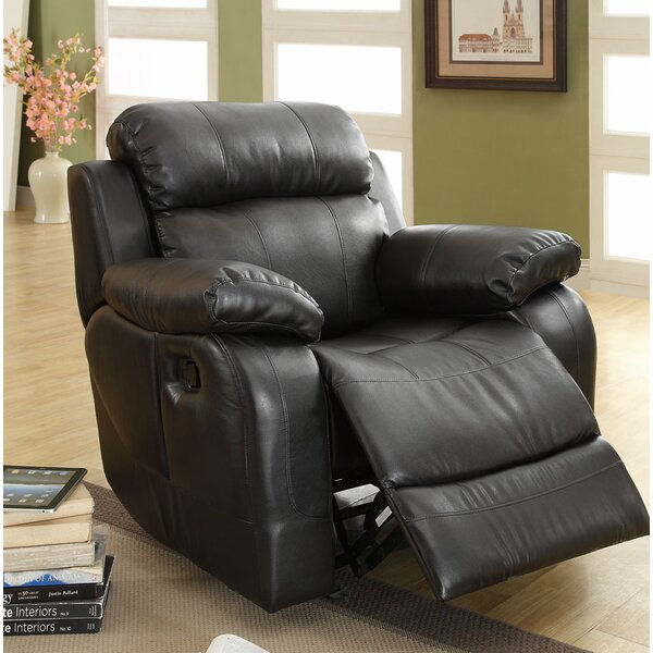 Lerman Manual Glider Recliner