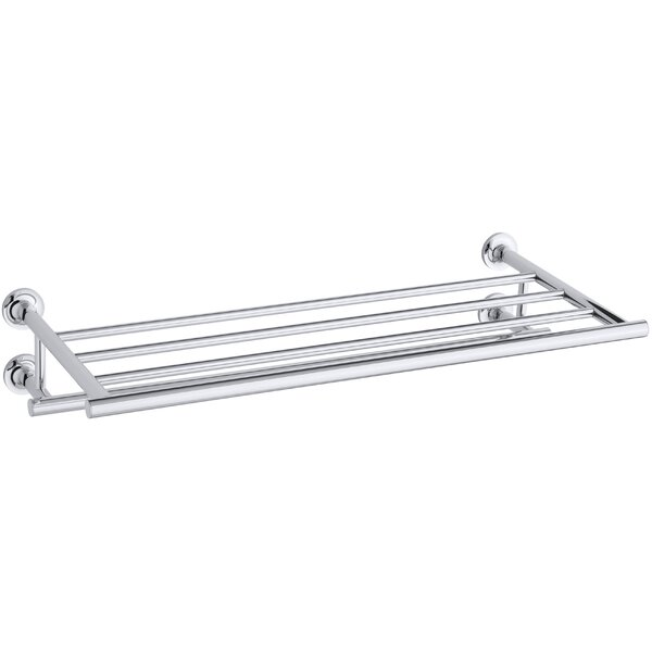 Purist Hotelier Wall Shelf by Kohler