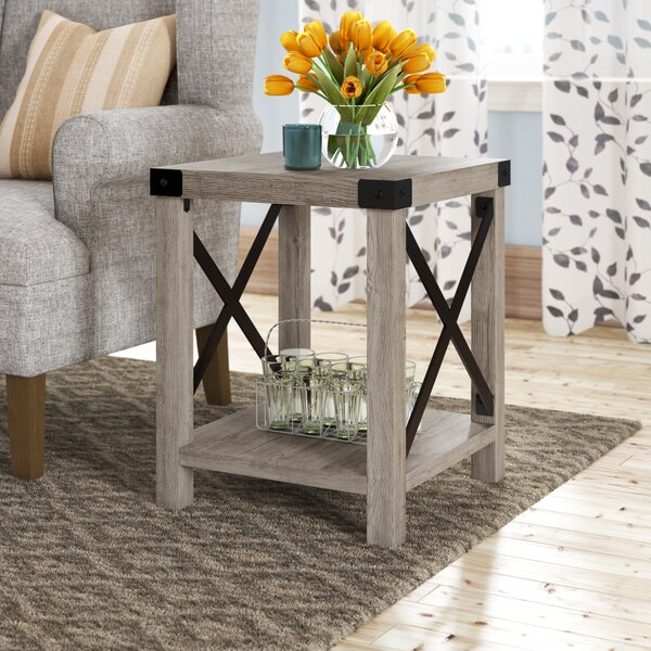 Arsenault End Table By Foundry Select