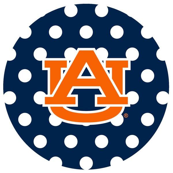 Auburn University Dots Collegiate Coaster (Set of 4) by Thirstystone