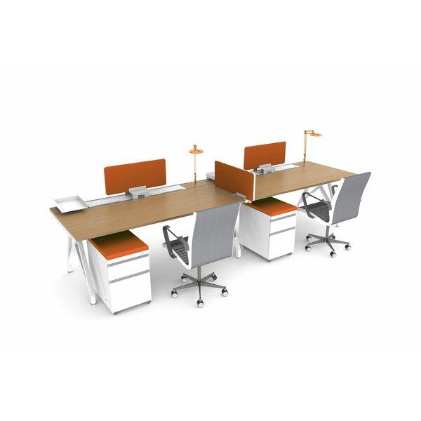 Eyhov Rail Duo Desk