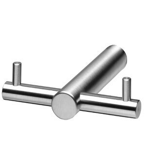 Wall Mounted T-Form Towel/Clothes Hook