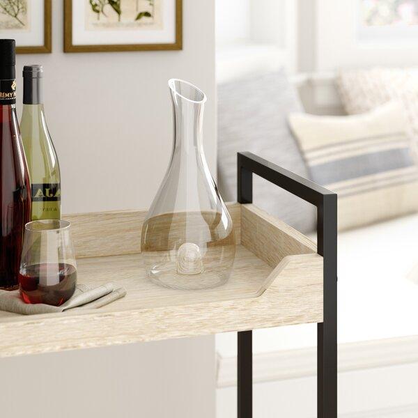 Classic Glassware Silhouette Carafe by Birch Lane™