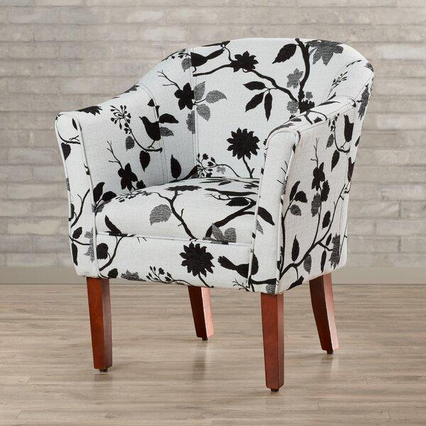 Mcgraw Barrel Chair by Brayden Studio