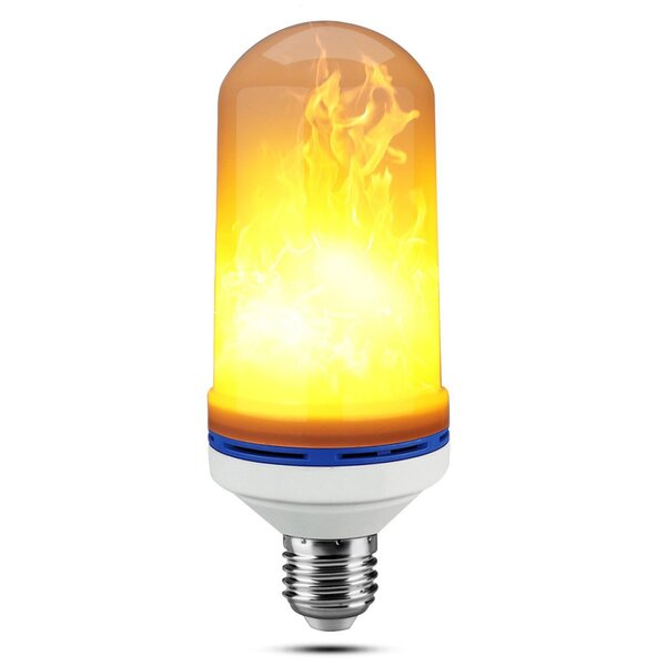 2W E26 Dimmable LED Light Bulb by Myfuncorp