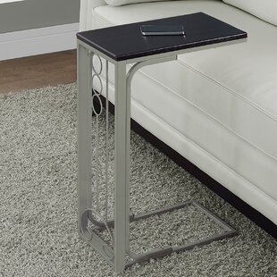 Buy clear End Table By Monarch Specialties Inc.