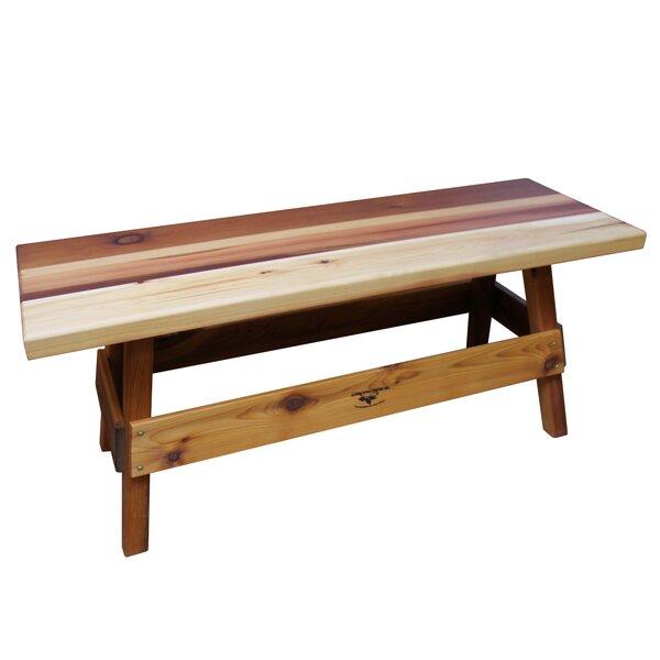 Wooden Picnic Bench by Gronomics Gronomics