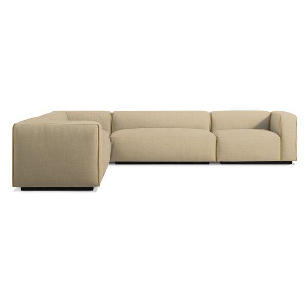 Cleon Large Sectional Sofa by Blu Dot