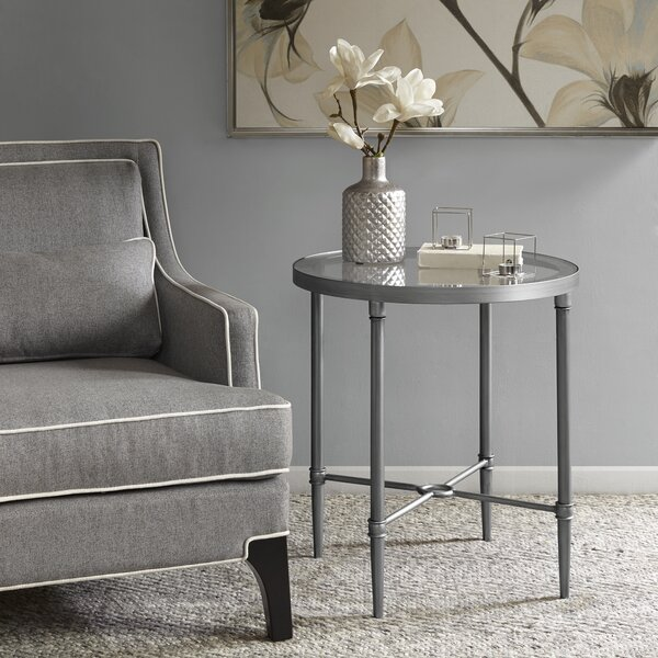 Bentely End Table By Madison Park Signature