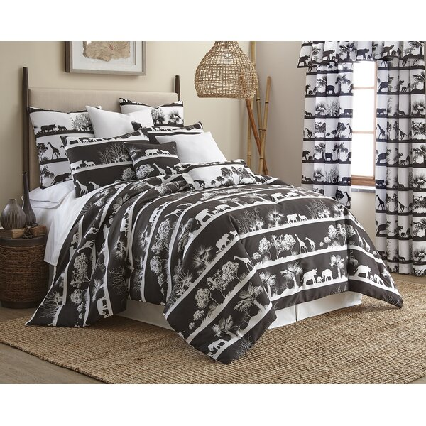 Puttney Reversible Duvet Cover Set