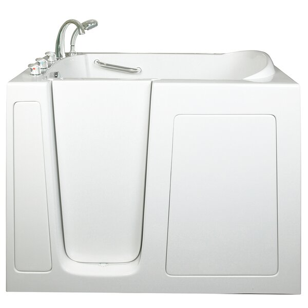 Low Threshold Hydrotherapy Whirlpool Walk-In Tub by Ella Walk In Baths