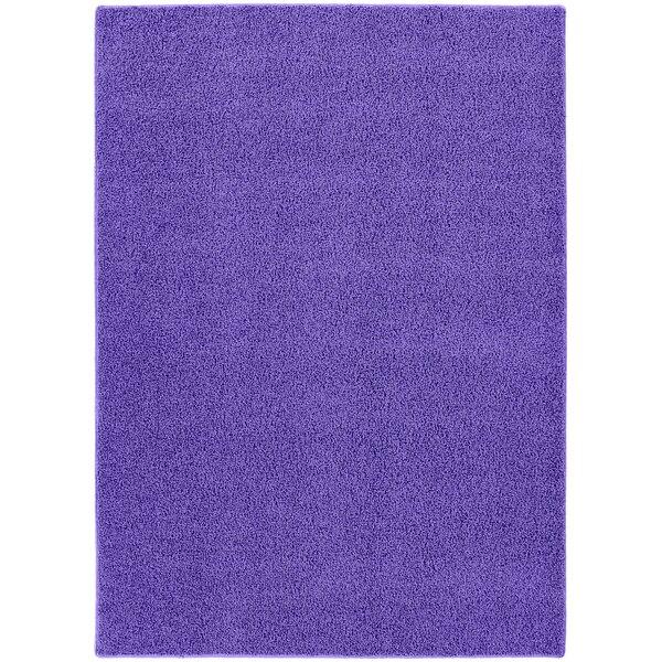 Tabitha Purple Indoor/Outdoor Area Rug by Threadbind