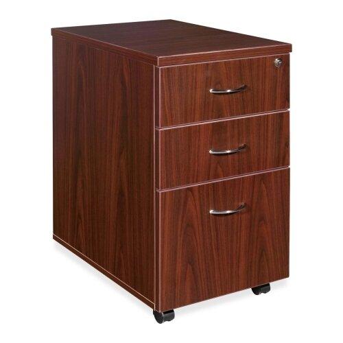 3-Drawer Box/Box/File Mobile Pedestal by Lorell