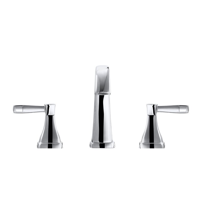 Clarice Bathroom Widespread Sink Faucet