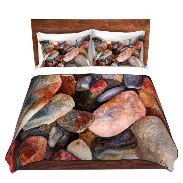 River Rocks Duvet Cover Set