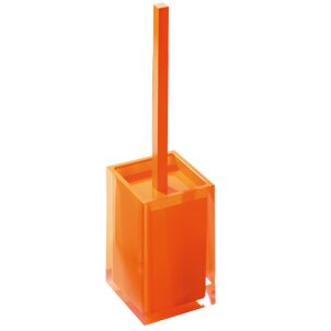 Rainbow Free Standing Toilet Brush and Holder by Gedy by Nameeks