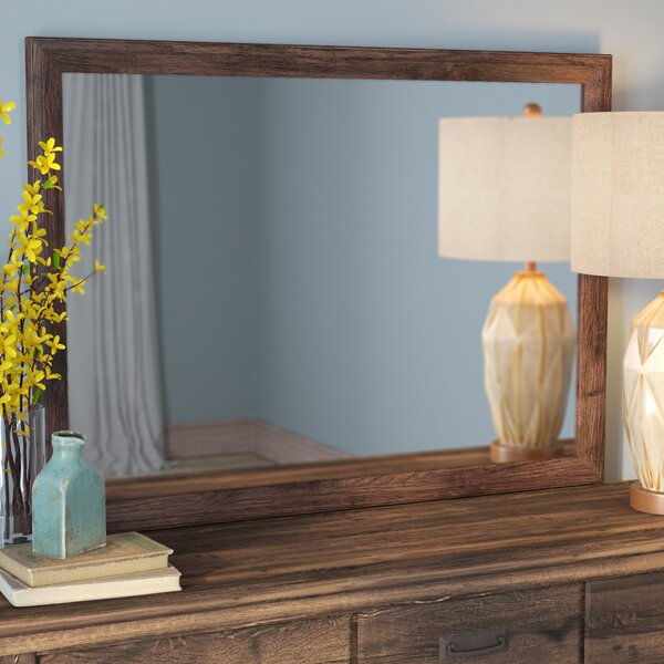 Saint Marys Rectangular Dresser Mirror by Laurel Foundry Modern Farmhouse