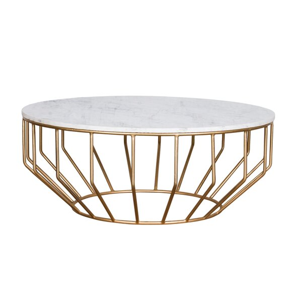 Colindale Frame Coffee Table By Everly Quinn