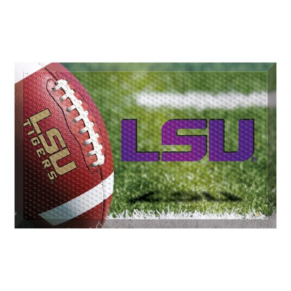 Louisiana State University Doormat by FANMATS