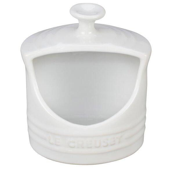 Stoneware Salt Crock by Le Creuset