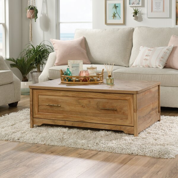 Liv Coffee Table with Storage by Bay Isle Home Bay Isle Home