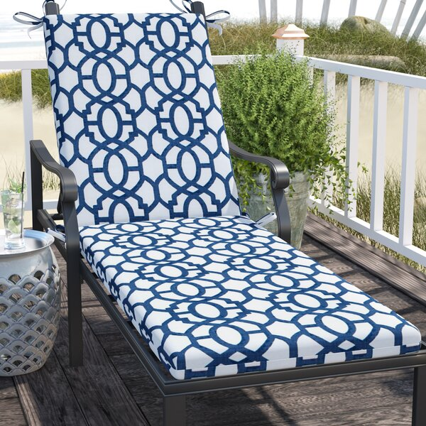 Claflin Chaise Lounge Cushion by Andover Mills
