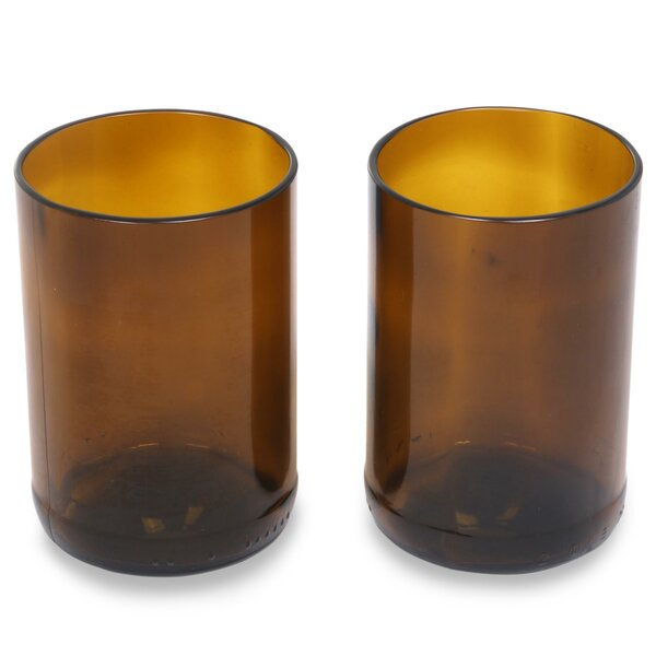 13 Oz. Tumbler (Set of 2) by Novica