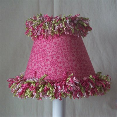 Party Hoppin 11 Fabric Empire Lamp Shade by Silly Bear Lighting