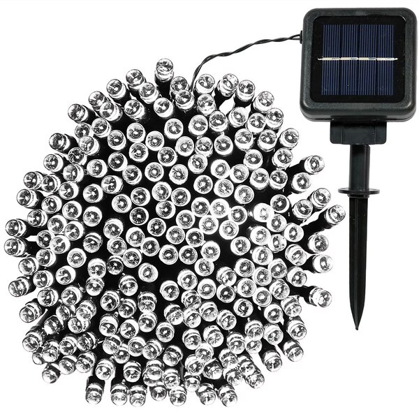 Mcwhorter LED Solar Powered String Light by Ebern Designs