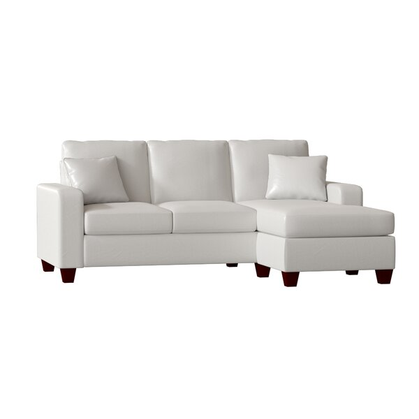 Morpheus 82-inch Right Hand Facing Sectional With Ottoman By Mercury Row