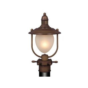 Read Reviews Bonaventure 1-Light Lantern Head By Beachcrest Home