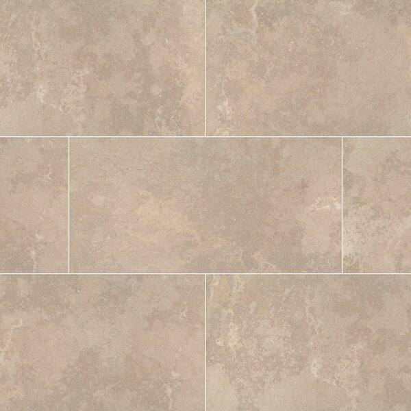 12 x 24  Ceramic Field Tile in Beige by MSI