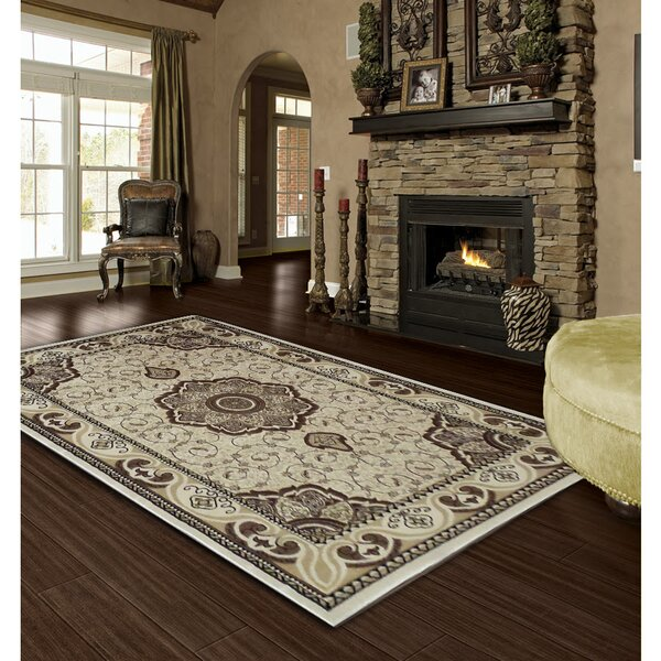 Ivory Area Rug by Brady Home