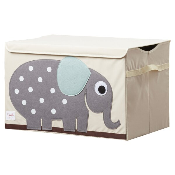 Elephant Toy Box by 3 Sprouts