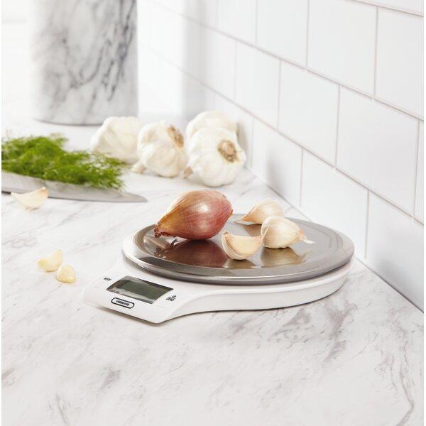 Pro Platform Digital Kitchen Scale by Farberware
