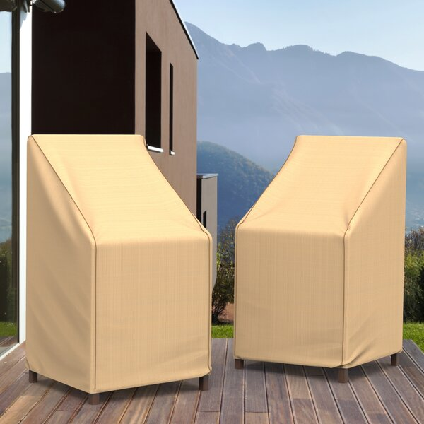 Chelsea Stack Patio Chairs/Barstool Cover by Budge Industries