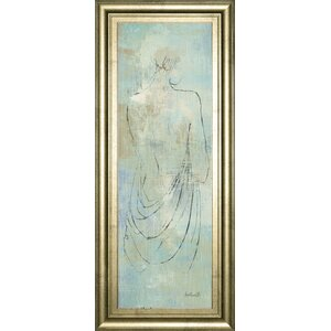 Beauty in the Mist 1 Panel by Anne Tavoletti Framed Painting Print by Classy Art Wholesalers