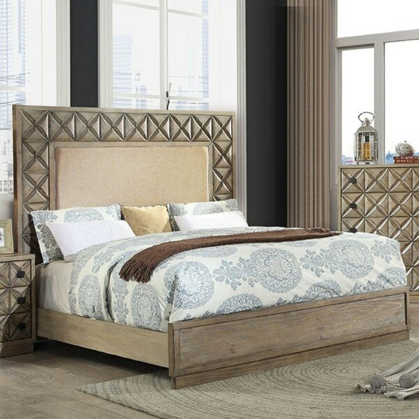 Colworth Upholstered Platform Bed by Brayden Studio