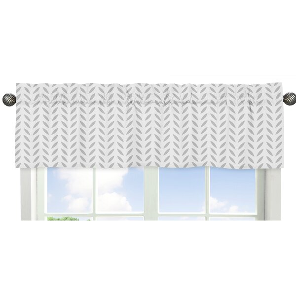 Forest Deer 54 Curtain Valance by Sweet Jojo Designs