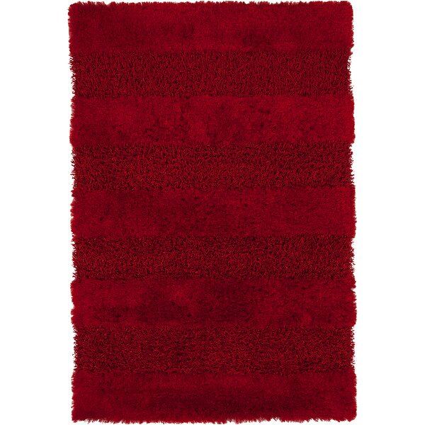 Winfrey Red Area Rug by Darby Home Co