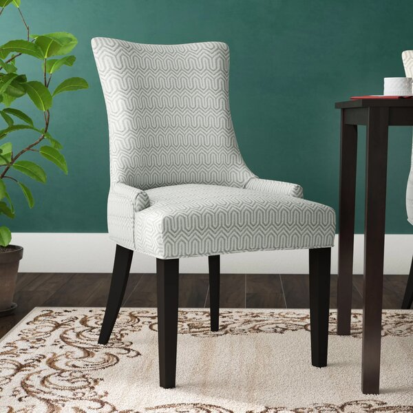 Geo Dining Chair by Alcott Hill