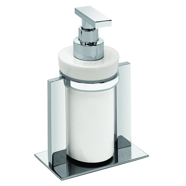 Sensis Liquid Soap Dispenser by Valsan