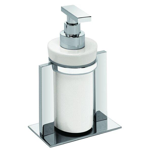 Sensis Liquid Soap Dispenser by Valsan
