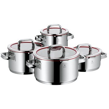 Function Four 8 Piece Cookware Set by WMF Americas