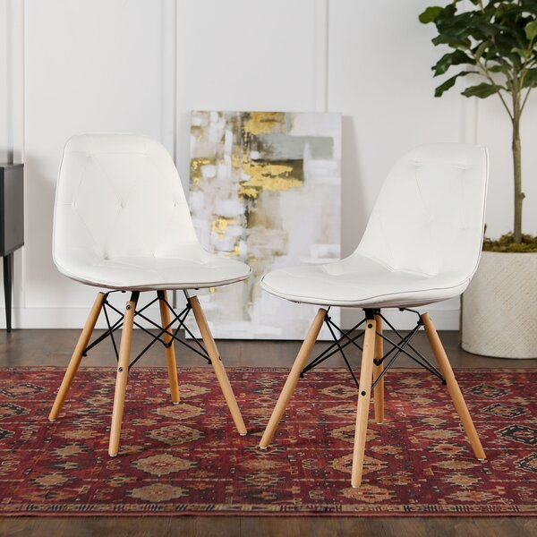 Rawley Side Chair (Set of 2) by Wrought Studio
