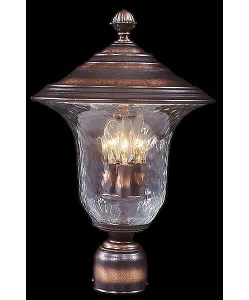 Carcassonne Outdoor 3-Light Lantern Head by Framburg