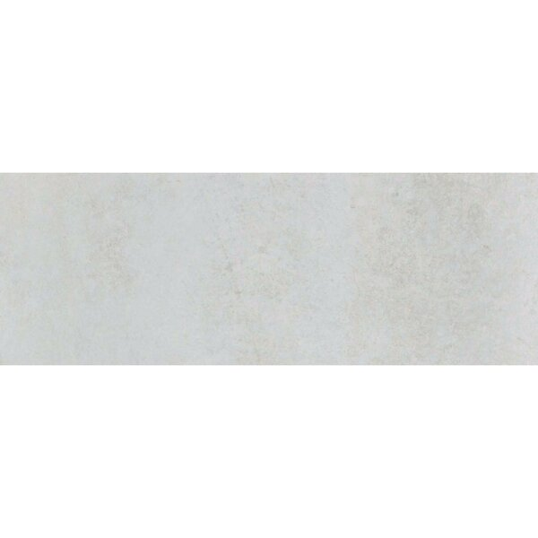 Beton 8 x 24 Porcelain Field Tile in Blanc by The Bella Collection