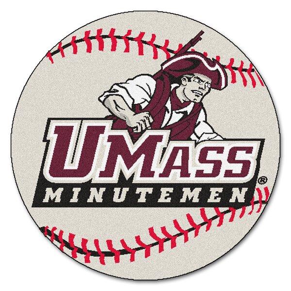 NCAA University of Massachusetts Baseball Mat by FANMATS