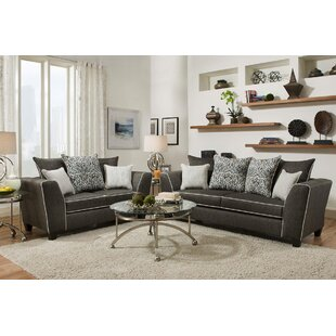 Teterboro Configurable Living Room Set by Latitude Run®